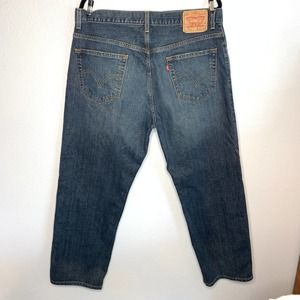 Levi's 559 Relaxed Straight Jeans  W36 x L30